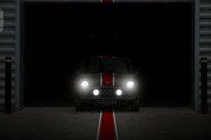 David Brown Automotive teases limited edition performance Mini Remastered (feature)