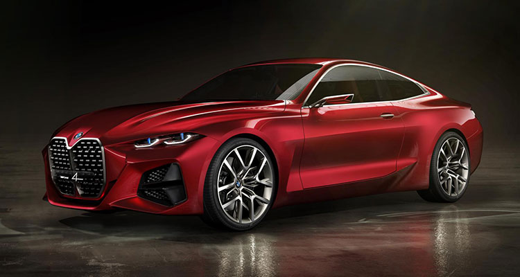 Ugliest Cars of 2019 - BMW 4 Series concept (2)