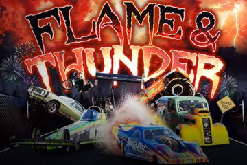 Flame & Thunder show 2019 ticket giveaway v2
