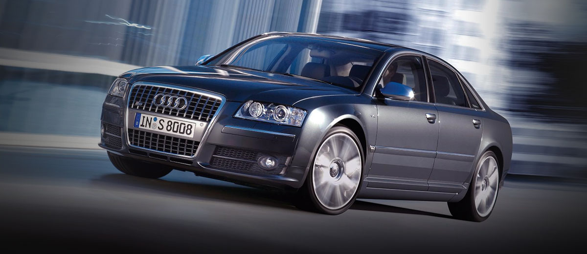 This 2006 Audi S8 Has A V10 Lambo Engine Motor Vision Co Uk