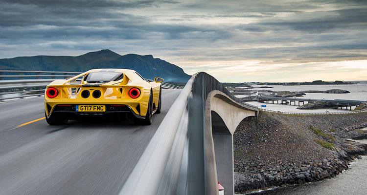 Even the Ford GT isn't perfect