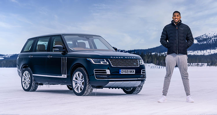 50 Years of Range Rover