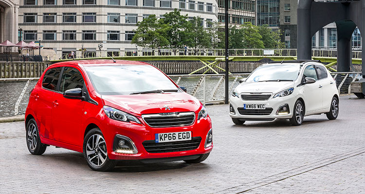 6 Cars With Awful Depreciation To Avoid - Peugeot 108