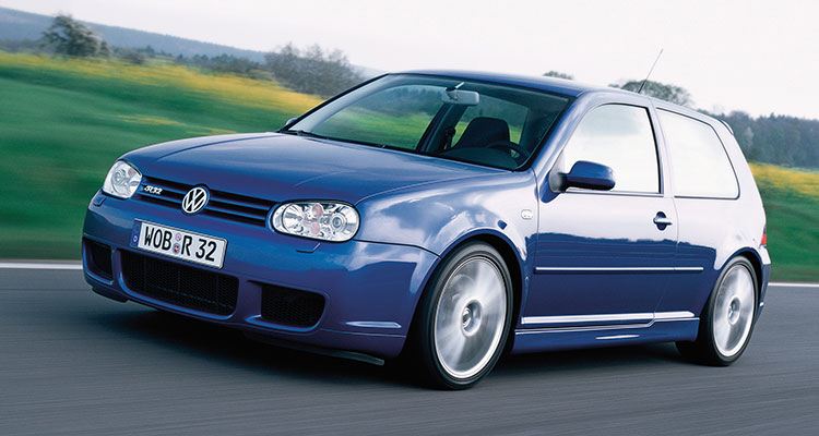 Why The Golf R32 Is Overrated