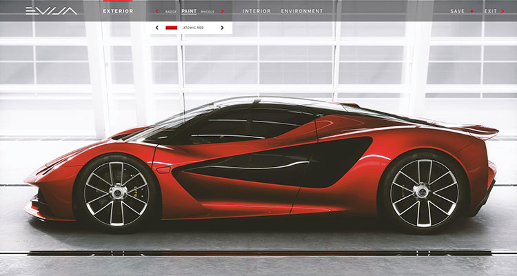 Lotus Evija's State-of-The-Art Buying Experience Revealed