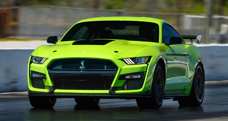 Ford Shelby Mustang 2019