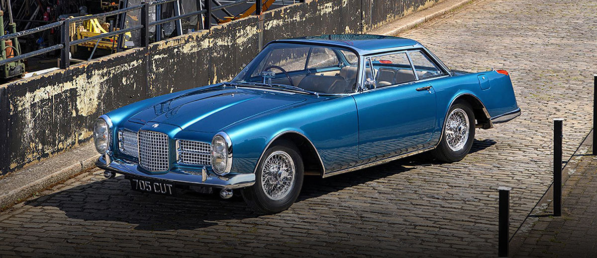 World's Rarest Cars To Be At Concours of Elegance 2020