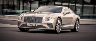New Continental GT Mulliner Coupe
