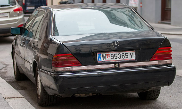 The 8.0-litre W18 Mercedes Saloon That Almost Was