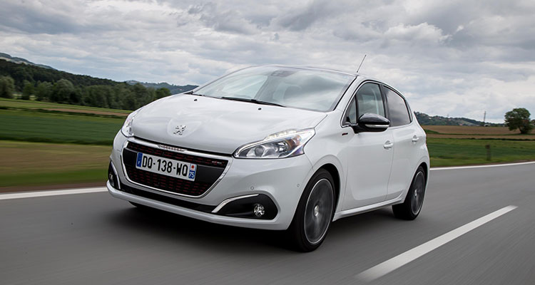 The new Peugeot 208 1.5L BlueHDi Active 100