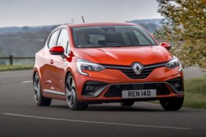 New Renault Clio E-TECH Hybrid