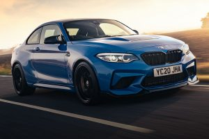 BMW M2 CS Awarded Evo Car of The Year 2020
