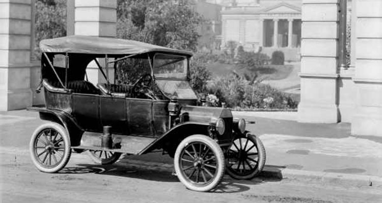 Henry Ford Only Wanted To Make The Model T