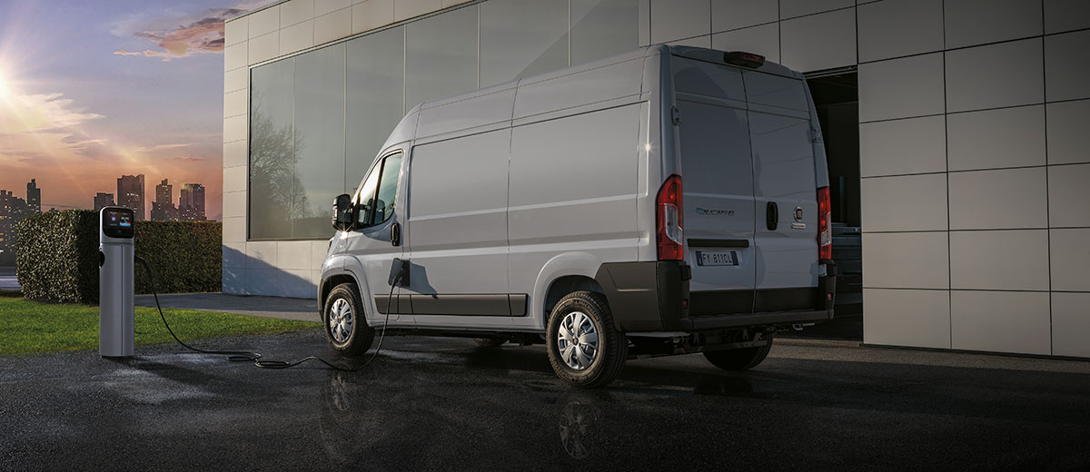 Van Drivers Considering Switching To Electric