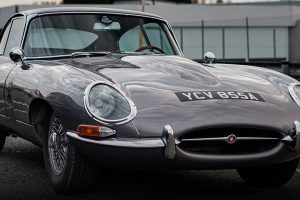 Jaguar E-Type Turns 60
