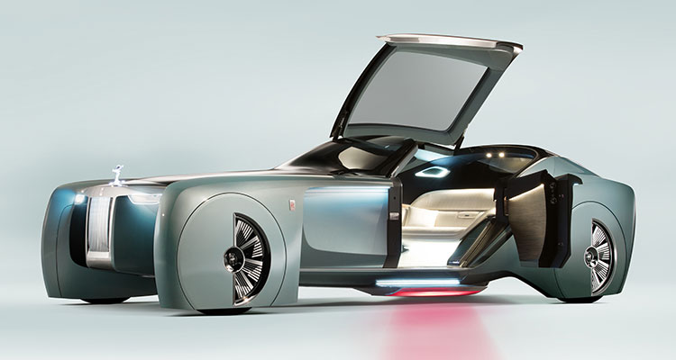 Rolls Royce 'Silent Shadow' Rumours
