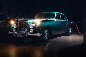 All-Electric 1961 Bentley By Lunaz