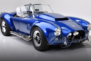 Rare 1966 Shelby Cobra Super Snake (FB)