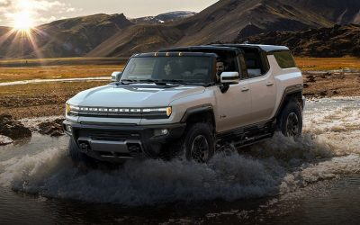 New Hummer Electric SUV