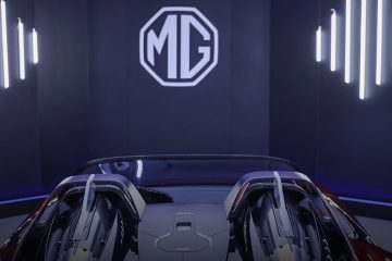 New MG Sports Car