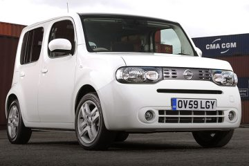 Nissan Cube Weird Car of The Month