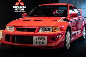 Lancer Evo VI Tommi Mäkinen Edition Sells For Record £100,000