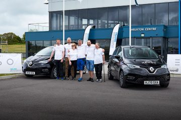 Renault Zoe E-Tech Achieves 475 Miles On Single Charge