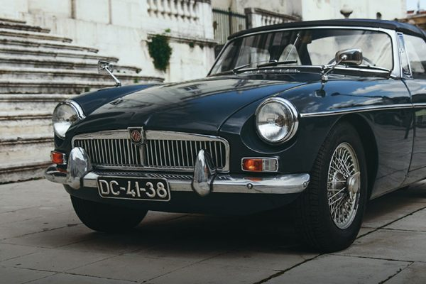 The Average Classic Car Is Used Only 16 Timers Per Year