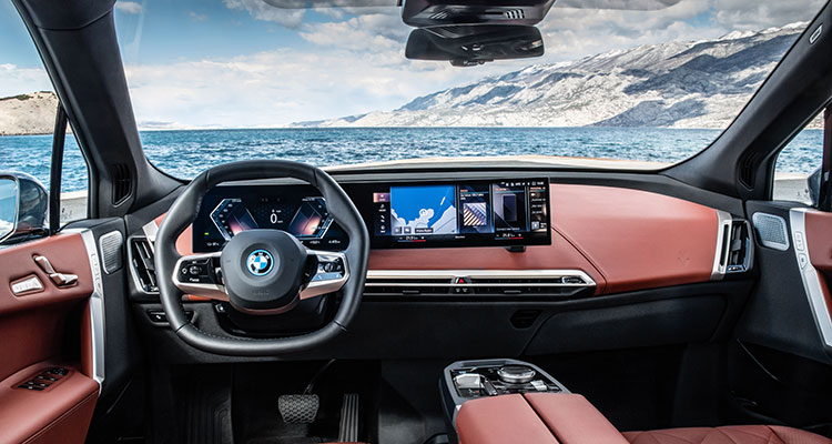 Thoughts On The New BMW iX