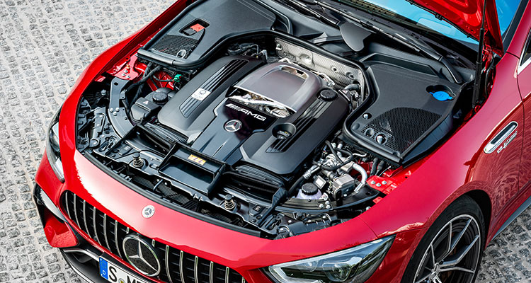 Mercedes-AMG Proves Hybrids Are Cool