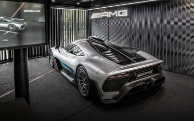 AMG One 4 Years And Still Not Delivered